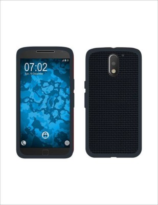 ShoppKing Back Cover for e3 moto power(Black, Waterproof, Silicon)