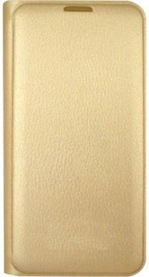 XOLDA Flip Cover for Lenovo Vibe K5 Note Gold
