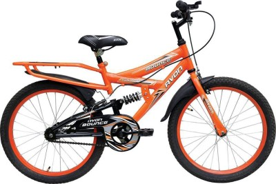 Avon Bounce 20 T Single Speed Mountain Cycle(Orange)  available at flipkart for Rs.4350