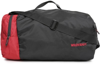 Wildcraft Combat Nova Travel Duffel Bag(Red)