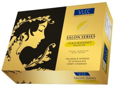 VLCC Professional Salon Series Gold Radiance Facial Kit