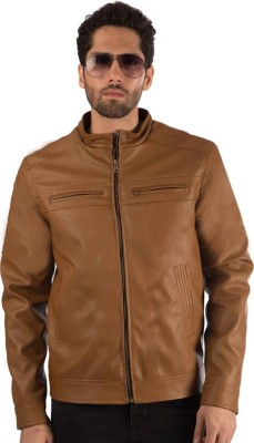 ShopDoze Full Sleeve Solid Men Jacket at flipkart