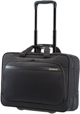 Samsonite Laptop Strolley Bag(Black)