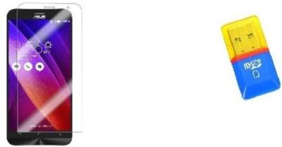 Zootkart Screen Protector Accessory Combo for Asus Zenfone 5.5(Multicolor)