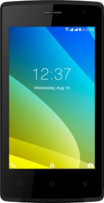 Intex Aqua A4 (Black, 8 GB)(1 GB RAM)