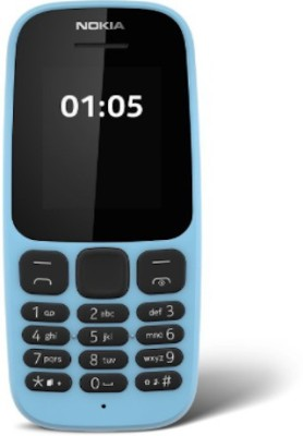 Nokia 105 Blue 4MB RAM
