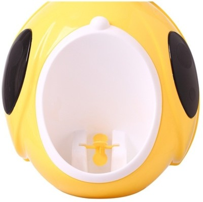 Shopo Lovely Kids Baby Standing Toilet Training Pot For Boy Potty Seat(Yellow)  available at flipkart for Rs.899