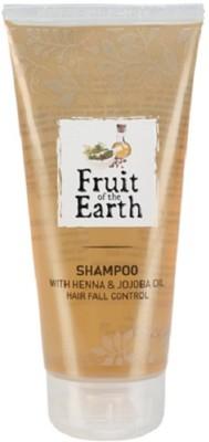 Fruit of the Earth Shampoo With Heena & JoJoba Oil(400 ml)