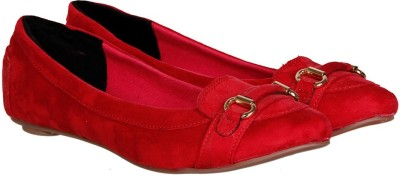 Catwalk Bellies For Women(Red)