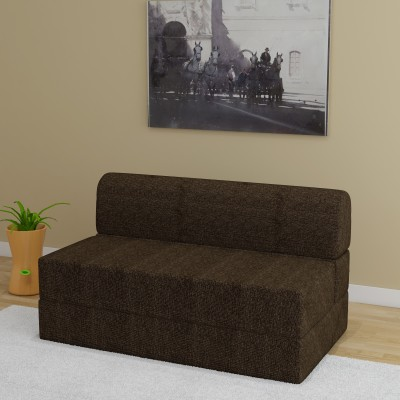 Springtek Sofa Cum Bed Single Fabric Sofa Bed(Finish Color - Brown Mechanism Type - Fold Out)  available at flipkart for Rs.14500