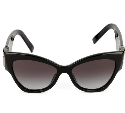 Marc Jacobs Cat-eye Sunglasses(Grey) at flipkart