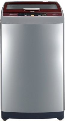 Haier 7.5 kg Fully Automatic Top Load Washing Machine Silver(HWM75-707NZP) (Haier)  Buy Online