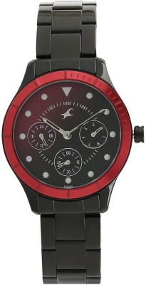 Fastrack 6163KM02  Analog Watch For Women