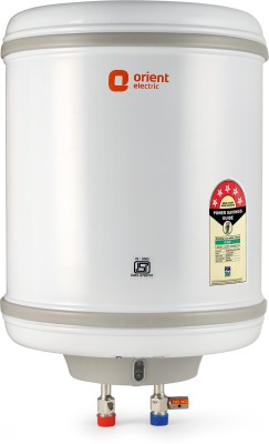 Orient Electric 25 L Storage Water Geyser(White, WS2502M| Aquaspring)