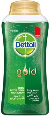 Dettol Gold Body Wash (250ML)