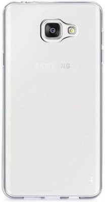 XOLDA Back Cover for SAMSUNG Galaxy On Nxt Transparent