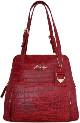Hidesign Hand-held Bag(Red)  available at flipkart for Rs.5995