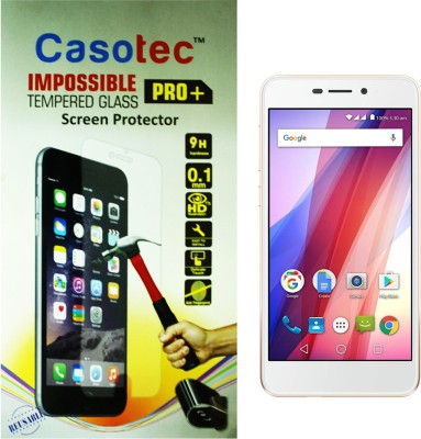 Casotec Impossible Screen Guard for Lenovo K8 Note(Pack of 1)