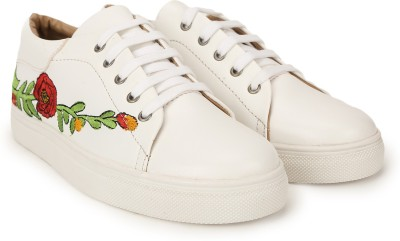 Chemistry Laceup For Women(White)
