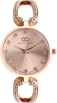 GIO COLLECTION G2055-44  Analog Watch For Women