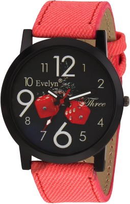 Evelyn Eve-621 Watch  - For Men & Women