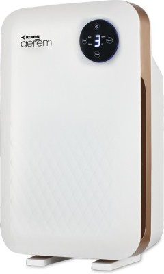Kores m 2601 Portable Room Air Purifier(White) at flipkart