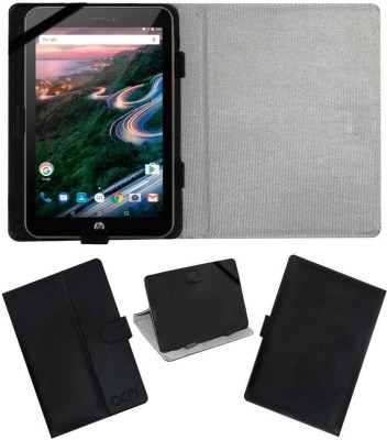 ACM Flip Cover for Hp Pro 8 1gq27aa(Black, Artificial Leather)