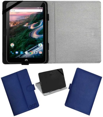 ACM Flip Cover for Hp Pro 8 1gq27aa(Blue, Artificial Leather)