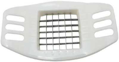 Premsons French Fries Cutter Potato Chips Stainless Steel Chopper Tool Chopper(White)  available at flipkart for Rs.149