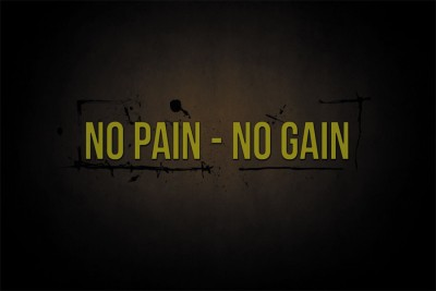 80 Off On No Pain No Gain Quotes Hd Wallpape Poster Paper Print18