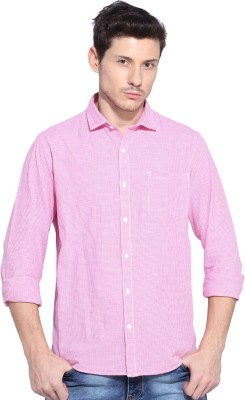 Ruggers Men's Solid Casual Shirt