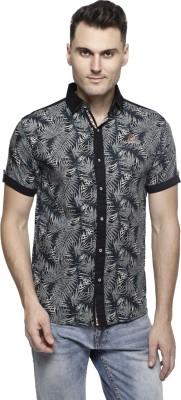 Club Martin Men's Printed Casual Spread Shirt