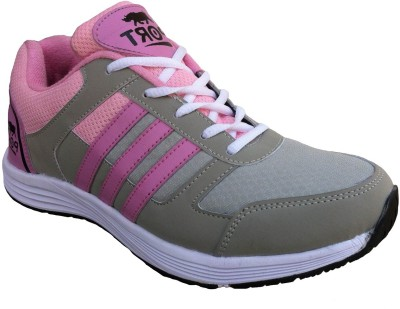 Parbat VICTORY Running Shoes For Women(Pink)