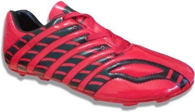 Port LimoDrag Football Shoes For Men(Red)