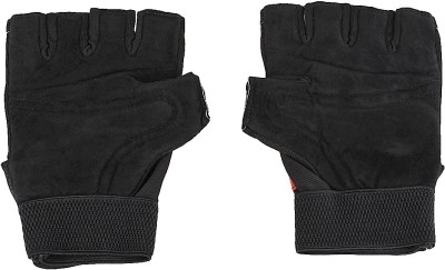 Vector X VX-800 Gym & Fitness Gloves (Men, Black)