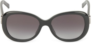 Marc Jacobs Oval Sunglasses(Grey) at flipkart