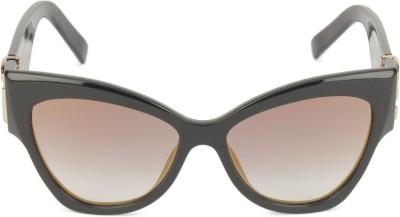 Marc Jacobs Cat-eye Sunglasses(Grey) at flipkart