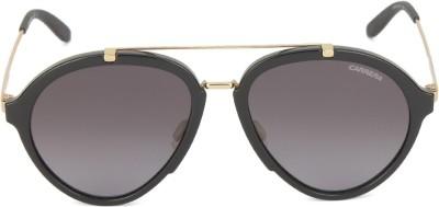 Carrera Aviator Sunglasses(Grey) at flipkart