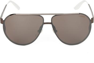 Carrera Aviator Sunglasses(Brown) at flipkart