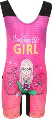 MITUSHI PRODUCTS Swimwear Graphic Print Girls Swimsuit MITUSHI PRODUCTS Kids' Swimsuits