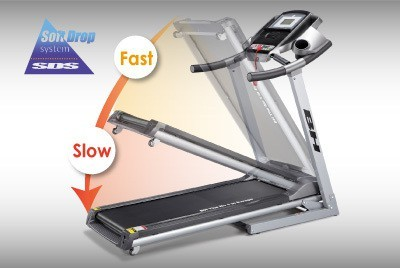 BH Fitness Vector Treadmill