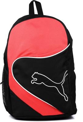 Puma New PowerCat (India) 2.5 L Laptop Backpack(Black)