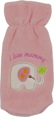 Cradle Togs Baby Feeding Bottle Cover(Light Pink)