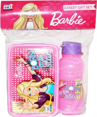 ski barbie lunchbox 2 Containers Lunch Box 1000 ml