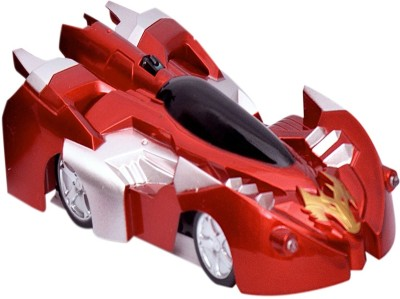 Zurie Toy Collection RC Wall Climbing Car, Rechargeable (Red)(Red)  available at flipkart for Rs.789