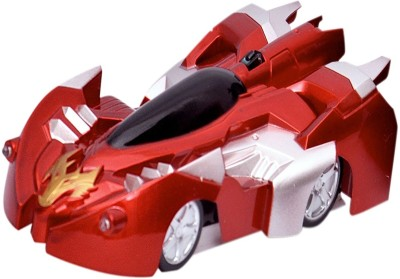 Zurie Toy Collection Rechargeable RC High Speed Wall Climbing Car(Red)  available at flipkart for Rs.669
