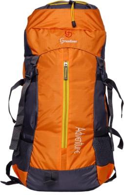 07f8d9feb7 66% OFF on GRANDIOSE 50L Orange Hiking Backpacks and Rucksacks bags  (GTB65001OR) Rucksack - 50 L(Orange) on Flipkart