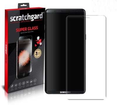 Scratchgard Front and Back Screen Guard for Samsung Galaxy Note 8, Super Glass(Pack of 1)