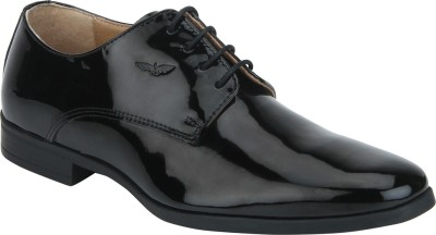 Park Avenue Lace Up For Men(Black) at flipkart