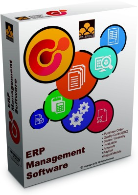 walbridge softwares Walbridge ERP Software(Life time, 7 PC)